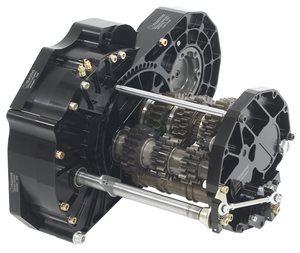 Front Wheel Drive Sequential Transmissions